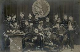 Studentika WIEN - Pro ARIS ET FOCIS Fuchsenstall 1908/09 I - Sonstige
