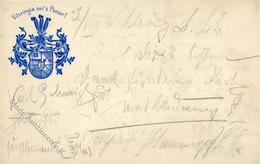 Studentika WIEN - VITORINGIA 1906 - Selten! I-II - Sonstige