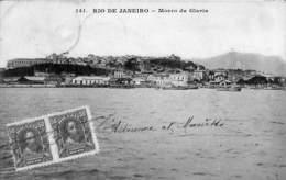 Rio De Janeiro - Morro Da Glaria (Messageries Maritimes 1907, Belgica Charleroi, Roulette) - Rio De Janeiro
