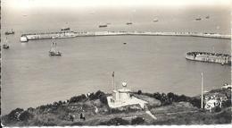 CPA-1955-14-PORT EN BESSIN JETEE Jour De La Bénédiction De La Mer-TBE- - Port-en-Bessin-Huppain
