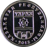 Kazakhstan, 2013, 50 Tenge, Taraz, Unc - Kazakhstan