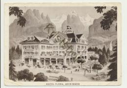 Meiringen - Hotel Flora [AA41-2.508 - Switzerland