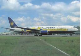Varig Airlines B767-341 Brasile PP-VOI At CDG B.767 - 1946-....: Era Moderna
