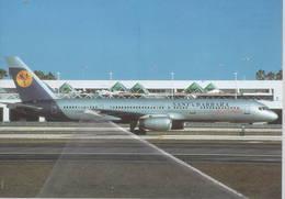 SBA - Santa Barbara Airlines - Venezuela B757-2G5 N750PA At Miami B.757 - 1946-....: Era Moderna