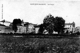 St JUST-MALMONT  Les Penots - France