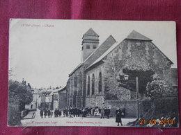 CPA - Le Sap - L'Eglise - France