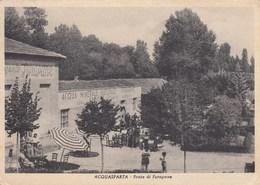 ACQUASPARTA-TERNI-FONTE DI FURAPANE-CARTOLINA VIAGGIATA IL 7-9-1954 - Terni