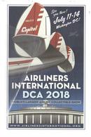 Airliners International Washington DCA 2018 - 1946-....: Era Moderna