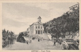 ARPINO - FUORI PORTA - Frosinone