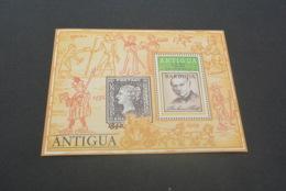 M5732  - Bloc -MNH Antigua Barbuda 1979 - Sir Rowland Hill - Rowland Hill