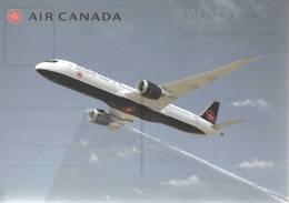 Air Canada  ISSUE - 1946-....: Era Moderna