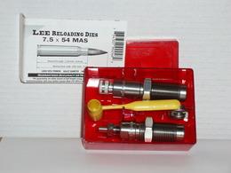 Jeux D'outil Pour Rechargement 7,5x54 Mas - Decorative Weapons