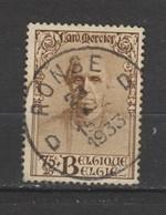 COB 344 Oblitération Centrale RONSE - Belgique