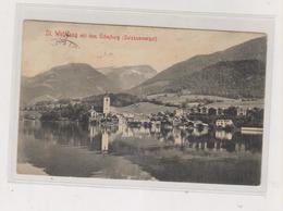 AUSTRIA ST: WOLFGANG Nice Postcard - St. Wolfgang