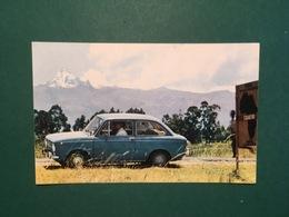 Cartolina All'Equatore - Fiat  850 - 1970 Ca. - Pubblicitari