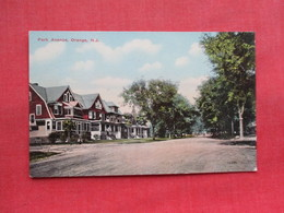 Park Avenue  Orange   New Jersey -ref 3299 - United States