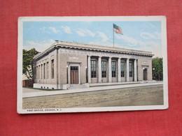 Post Office   Orange   New Jersey -ref 3299 - United States