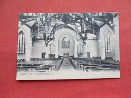 Interior M E Church     Orange   New Jersey -ref 3299 - United States
