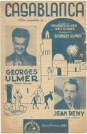 Casablanca - Georges Ulmer (p;Georges Ulmer & Léo Koger; M: Georges Ulmer), - Música & Instrumentos