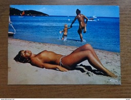 10 Postkaarten Met NAAKT - NUDE - NAKED - Zie Foto's (lot 3) - Cartes Postales