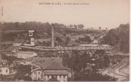 54 - MOUTIERS - LA MINE - Autres Communes