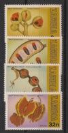 Zambia - 1981 - N°Yv. 229 à 232 - Forêt - Neuf Luxe ** / MNH / Postfrisch - Zambie (1965-...)