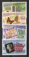 Zambia - 1990 - N°Yv. 481 à 484 - London 90 - Neuf Luxe ** / MNH / Postfrisch - Sellos Sobre Sellos