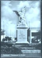 MORCIANO DI LEUCA - LECCE - 1973 - MONUMENTO AI CADUTI - Monumenti Ai Caduti