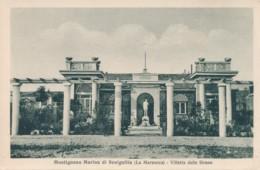 V.939.  MONTIGNANO MARINA Di SENIGALLIA (La Marzocca) - Villetta Delle Sirene - Senigallia