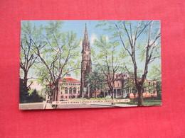 St John's Church      Orange   New Jersey -ref 3299 - United States