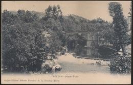 Postal Portugal - Vizela - Vizella - Ponte Nova (Ed. Alberto Ferreira, Nº 212/10) - CPA - Postcard - Braga