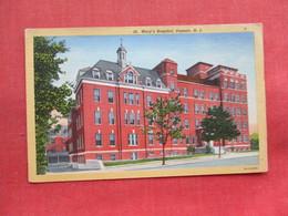 St Mary's Hospital Passaic    New Jersey -ref 3299 - United States