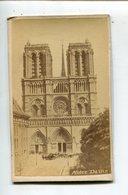 Notre Dame De Paris Photo Avant 1900 - Notre Dame De Paris