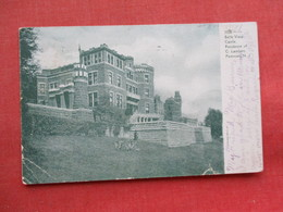 Belle Vista Castle  Residence Of Lambert  Paterson   New Jersey -ref 3299 - Paterson