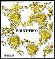 BLOC COEUR BOUCHERON NEUF** - Blocs & Feuillets