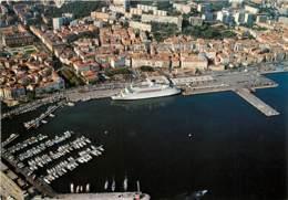 Ajaccio, Le Port, Le Cap Ferry A Quai (scan Recto-verso) KEVREN0116 - Ajaccio