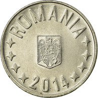 Monnaie, Roumanie, 10 Bani, 2014, SUP, Nickel Clad Steel - Romania