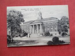 Elizabeth City Hall ---Kaufman Architect    Elizabeth  NJ-  ---------ref 3300 - Elizabeth
