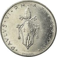 Monnaie, Cité Du Vatican, Paul VI, 50 Lire, 1974, Roma, SPL, Stainless Steel - Vatican
