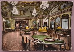 MONTE-CARLO - Le Casino - Salle De La Roulette - PRINCIPAUTE DE MONACO - Vg - Casinò