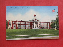 High School  Bridgeton    NJ-  ---------ref 3300 - United States