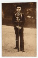 Espagne -- Famille Royale --El Rey Alfonso XIII---1897-- Instrucion Militar (arme) - Espagne