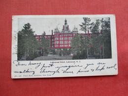 1903 Cancel   Lakewood Hotel    Lakewood   NJ-  ---------ref 3300 - United States