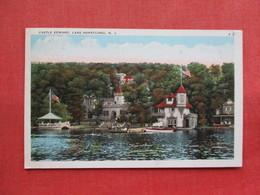 Castle Edward  Lake Hopatcong     NJ-  ---------ref 3300 - United States