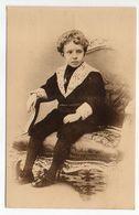 Espagne -- Famille Royale --El Rey Alfonso XIII---1892-- - Espagne