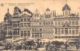 BRUXELLES - Maisons Des Corporations - Monumenten, Gebouwen