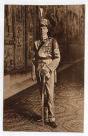 Espagne -- Famille Royale --El Rey Alfonso XIII---1904-- Con Uniforme De Husares De Pavia  (arme, Sabre ) - Espagne