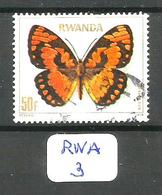 RWA YT 874 En Obl. - Rwanda