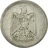 Monnaie, Égypte, 10 Milliemes, 1967/AH1386, TB, Aluminium, KM:411 - Egypte