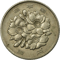 Monnaie, Japon, Hirohito, 100 Yen, 1969, TTB, Copper-nickel, KM:82 - Japan